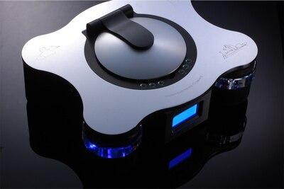 Jungson впечатление II Пособия по экономике Стандартный Deluxe ламповый CD плеер 3 way Выход PCM1794 * 2 DA конвертер XLR Выход