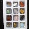 ( 12 unids/lote ) Natural de piedra de forma libre caída colgante de perla precio venta al por mayor ( min. orden 10 $ mix )