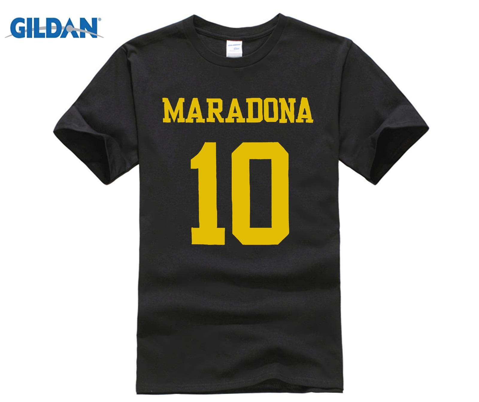 1d0d16f91 Detail Feedback Questions about GILDAN Diego Maradona Boca Juniors Legend  Hero T Shirt on Aliexpress.com   alibaba group