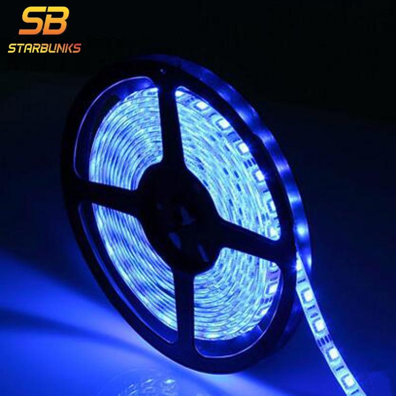 Tiras de Led 5 m não-impermeável tiras smd5050 Geração de Energia : Mudar