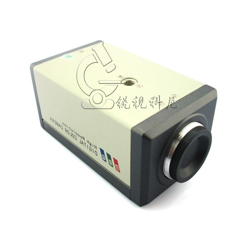 Taiwan HD digital 2 million pixel 30 frame high speed VGA industrial camera vision microscope cross camera