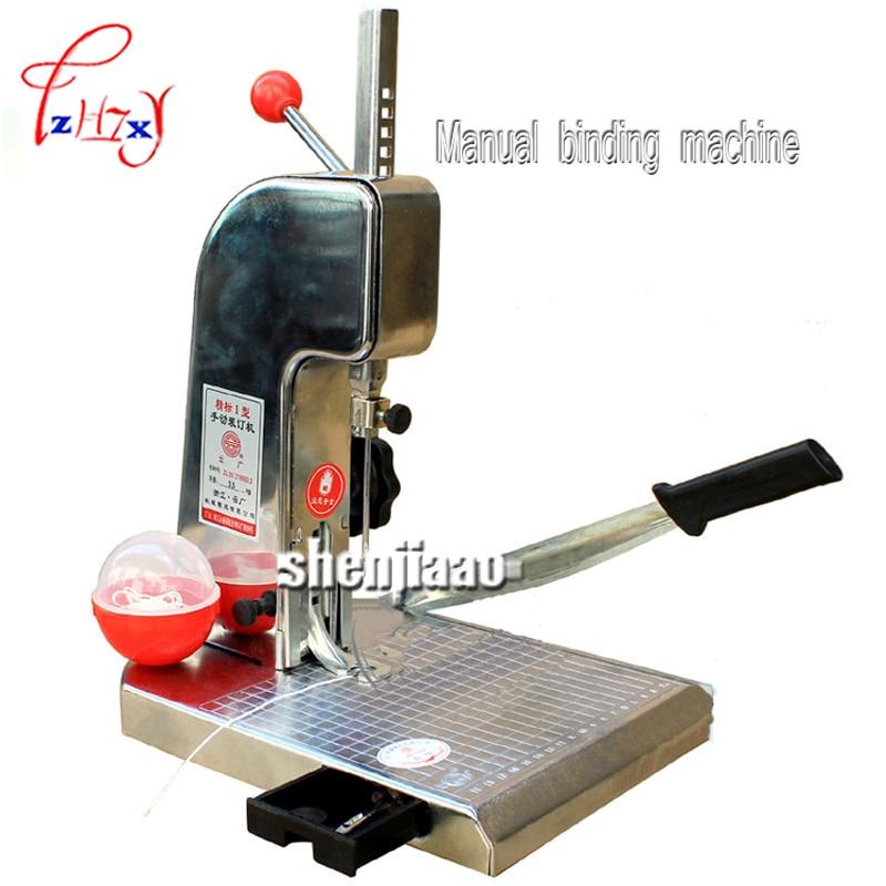Aliexpress.com : Buy Manual Binding Machine With Knife
