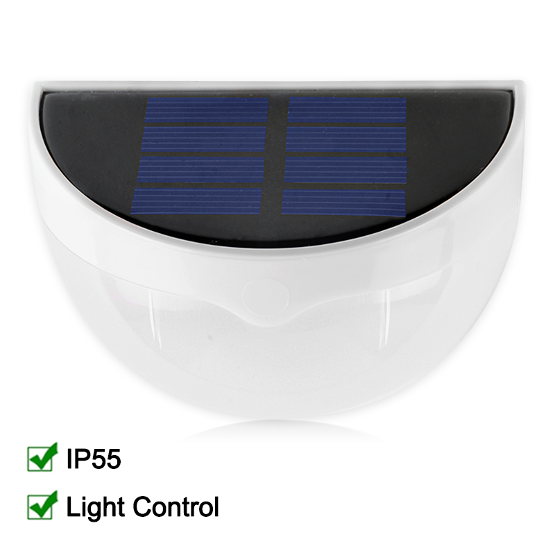 Waterproof IP55 LED Solar Lamp Power Garden LED Solar Light Outdoor Wall Solar Power Lamp For Garden Light Decoration newest style led solar wall light solar lamp outdoor solar garden decorative lamp