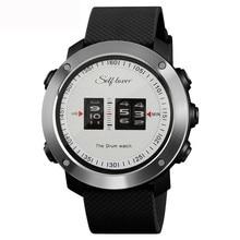 Креативные часы для мужчин, роскошные Брендовые повседневные часы с силиконовой сеткой, военные спортивные часы, часы для мужчин и женщин, подарок для джентльмена