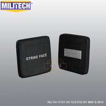RF1 Side-Plates Ballistic Bulletproof UHMWPE Alone Nij-Level-Iii MILITECH Pe-Panel Two-Pcs-Stand