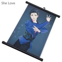 Yuri On Ice Poster Scroll – 19