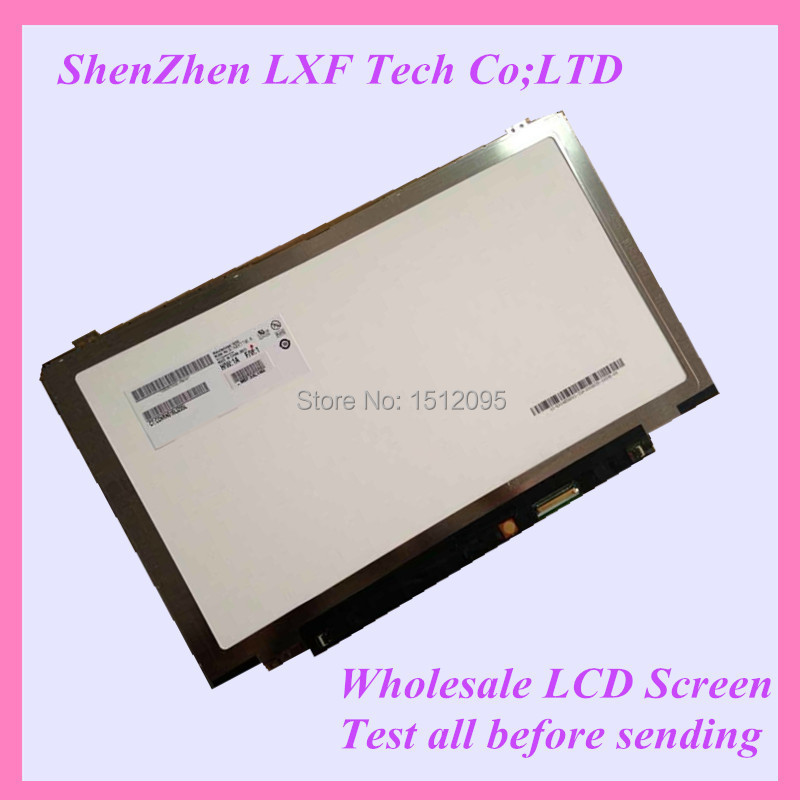 Original B140XTT01.0 B140XTT01.1 B140XTT01 Laptop LCD touch screen for Lenovo S400 S410 S410P with touch glass
