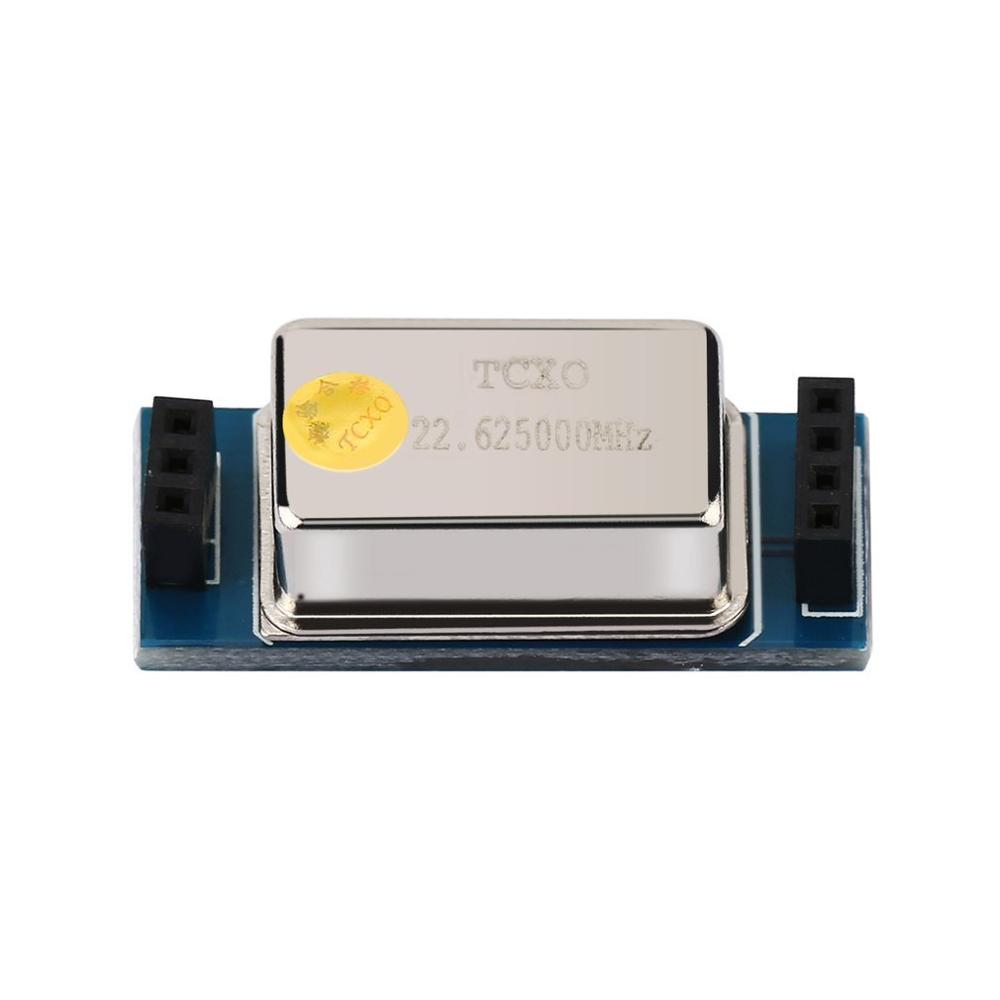 1Pcs Compensated Crystal TCXO Module Compatible For FT-817/857/897 TCXO-9 22.625MHZ High Stability TCXO Components Module(China)