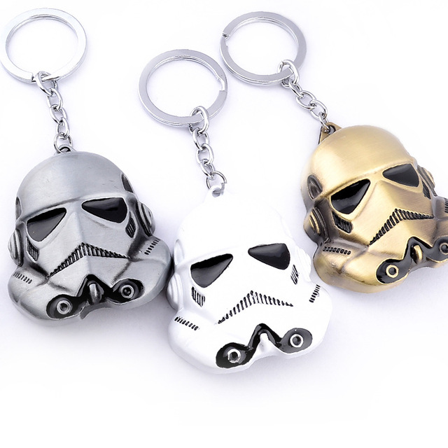 Star Wars Keychain – Trooper (3 styles)