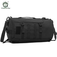 Multifunctional Military Tactical Nylon Backpack Camping Bags Mountaineering Bag Men's Hiking Rucksack Travel Army Bucket Bag