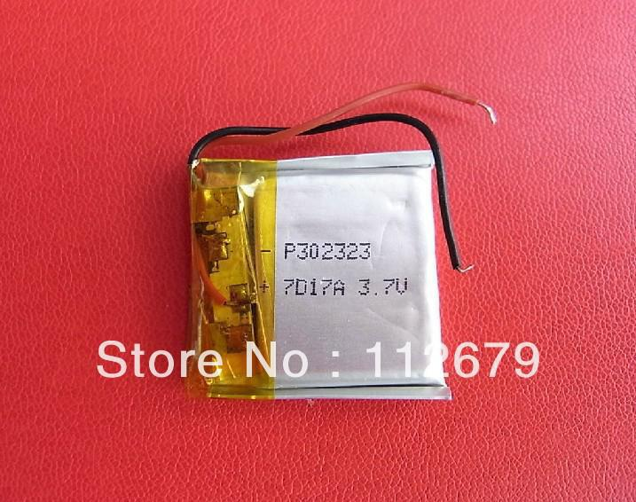 Size 302323 302424 <font><b>302525</b></font> 3.7V 150mah Lithium polymer Battery with Protection Board For MP3 MP4 MP5 GPS Digital Products F image