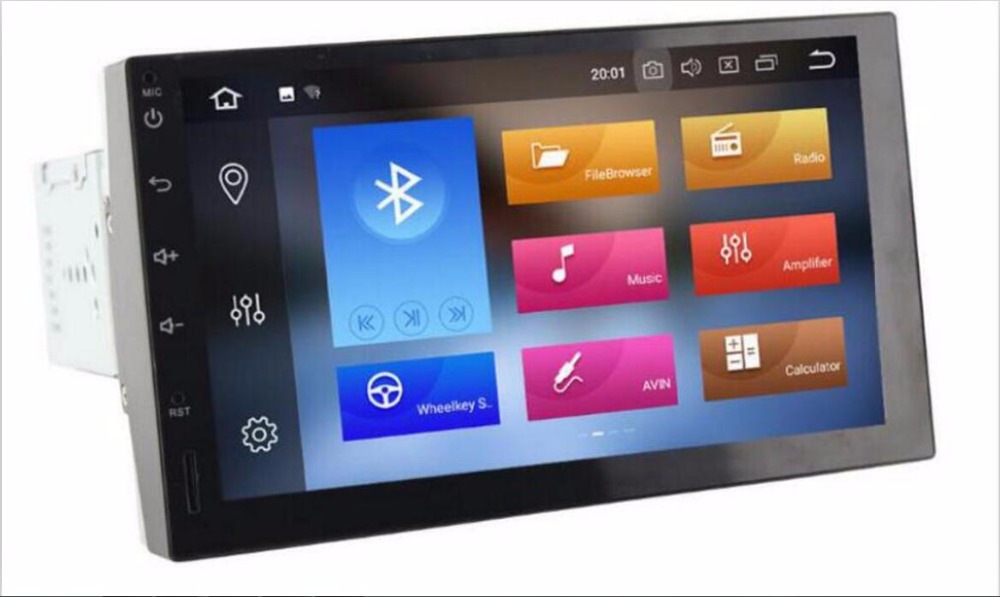 <font><b>1</b></font> <font><b>Din</b></font> 7'' <font><b>Android</b></font> 8.0 Universal <font><b>Car</b></font> <font><b>Radio</b></font> No DVD Player GPS Navigation <font><b>4GB</b></font> <font><b>RAM</b></font> <font><b>Car</b></font> Stereo FM Rds Wifi 4G DAB+ Headunit wifi obd image