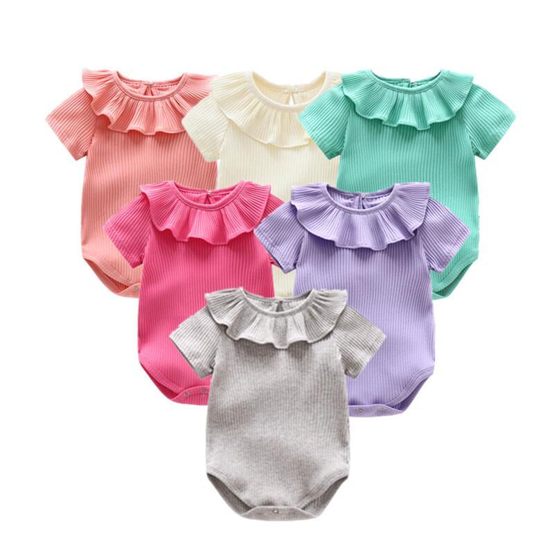 יילוד בגדי תינוקות קיץ בייבי לצאת - ביגוד לתינוקות
