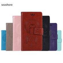 Кожаный чехол-бумажник с откидной крышкой и рисунком совы для Huawei Honor 9x20 Pro 10 9 Lite 10i 8X 8A 8C 8 S, чехол для Honor 7A Pro 7S 7C, чехол для мобильного телефона