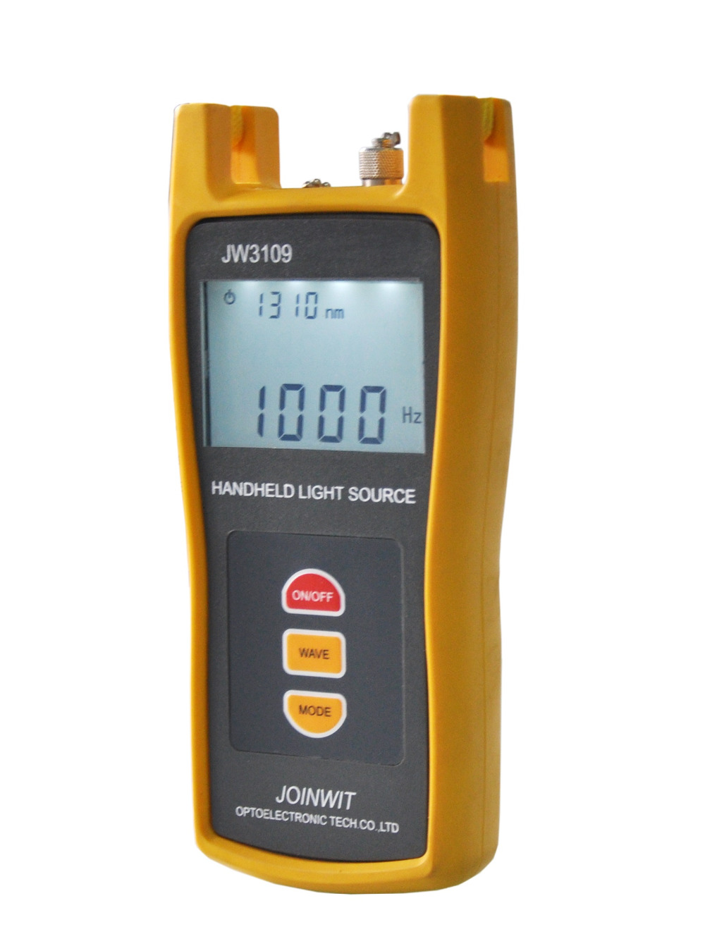 Source de lumière optique à Fiber optique JW3109 Multimode JoinWit 850/1300nm
