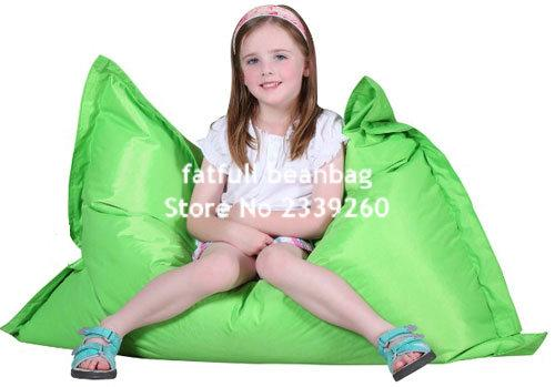 Cover Only No Filler Big Joe Bean Bag Outdoor Home Furniture Seat