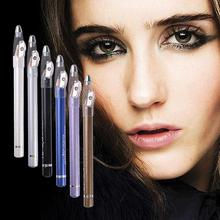 Waterproof eyeliner pencil eye liner pencil pen make up beauty comestics pearl white black blue