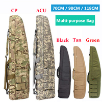 Multi purpose Outdoor Military Equipment Tactical Gun Bag Hunting Rifle Case Airsoft Bag Fishing Hiking Sport Protection Bag