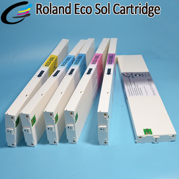 Eco Solvent Refilled Ink Cartridge