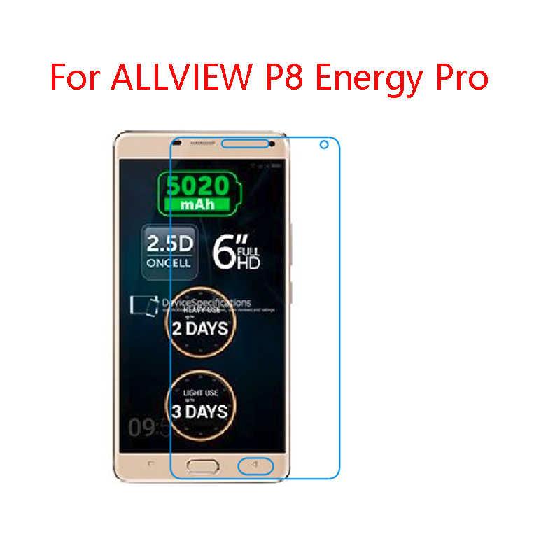(2 шт) 9 H гибкого стекла Защитная пленка для ALLVIEW P8 энергии Pro, 5 Pro, 8 энергии мини, X3 Soul мини, про, X3 Soul, X4Soul видения