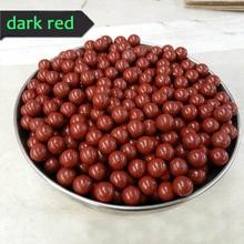 100PCS/lot Hunting Slingshot Ammunition Ball Beads Bearing of Mud Ammo Solid Drawing-board Clay Eggs
