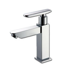 Free shipping DONA sanitary ware single cold basin tap with high quality single lever basin sink mixer tap