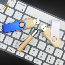 Wood Pendrive USB 128GB 64GB 32GB 16GB 8GB 4GB Memory Stick Wooden Pen Drive Flash Card U Disk Cute Gift for PC USB Key
