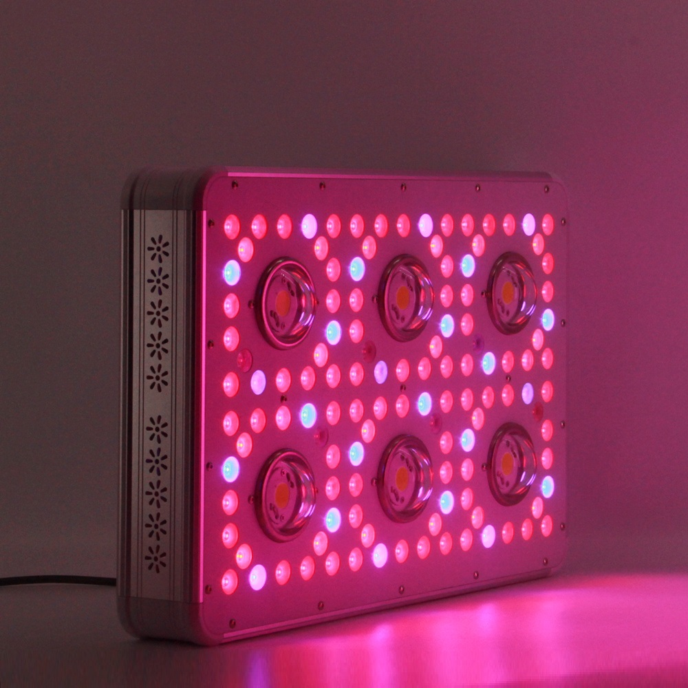 2018 Newest COB LED Grow Light Full Spectrum For Indoor Plant Light Seedling Veg Flower Hydroponics Growing Lights