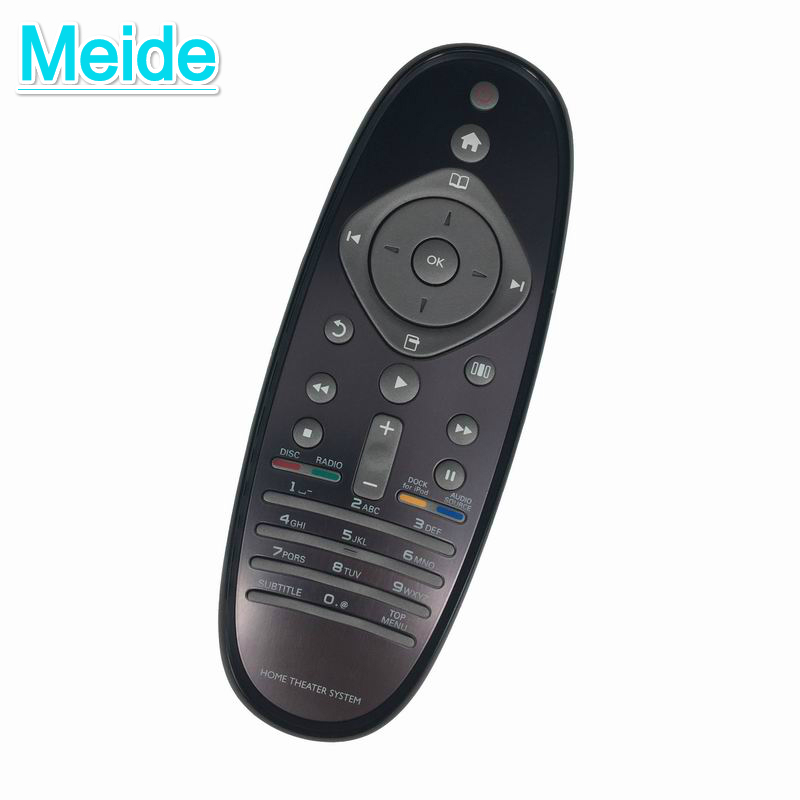 Used Remote Control For <font><b>PHILIPS</b></font> RC2683701/02 313923819902 Remote Control <font><b>HOME</b></font> <font><b>THEATER</b></font> SYSTEM <font><b>Controle</b></font> <font><b>Remoto</b></font> Controller image