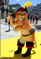 mascot Puss cat mascot costume fancy dress custom fancy costume cosplay theme mascotte carnival