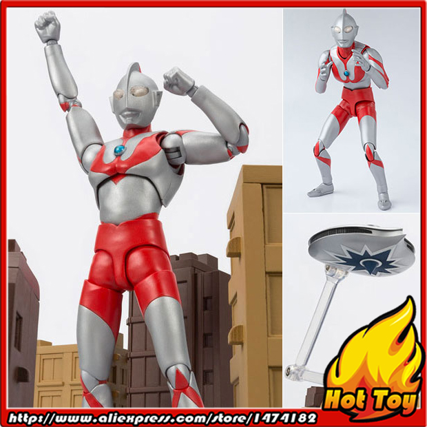 100% Original BANDAI Tamashii Nations S.H.Figuarts (SHF) Action Figure - Ultraman 50th Anniversary Edition from Ultraman cd scorpions taken by force 50th anniversary deluxe edition
