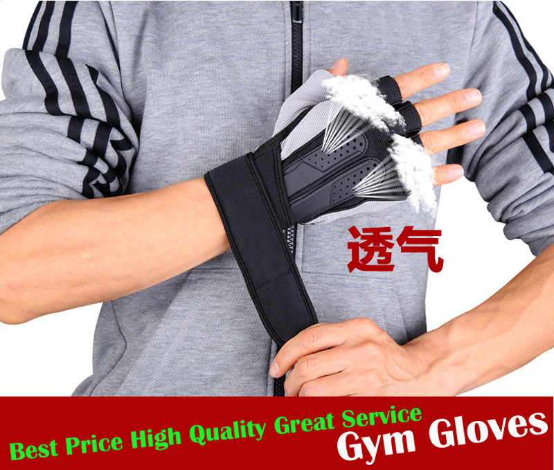 Gym Weightlifting Gloves
