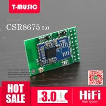 CSR8675 5,0 ies Bluetooth модуль плата для обновления weiliang аудио ES9038 AK4497 ЦАП усилитель