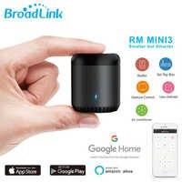 Télécommande originale RM Mini 3 WiFi + 4G + IR de Broadlink fonctionne avec Alexa Google Assistant IFTTT Smart Home TV contrôleur d'application ca