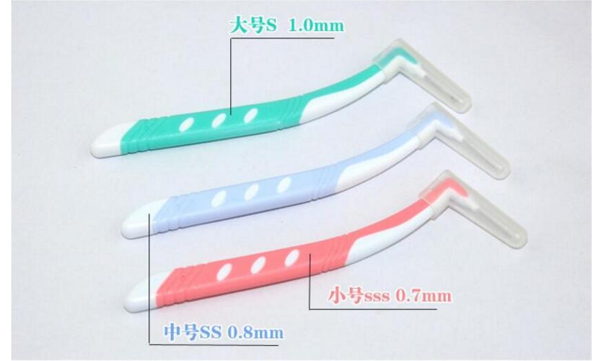 Fio Dental Escova de Dentes Ortodôntico escova