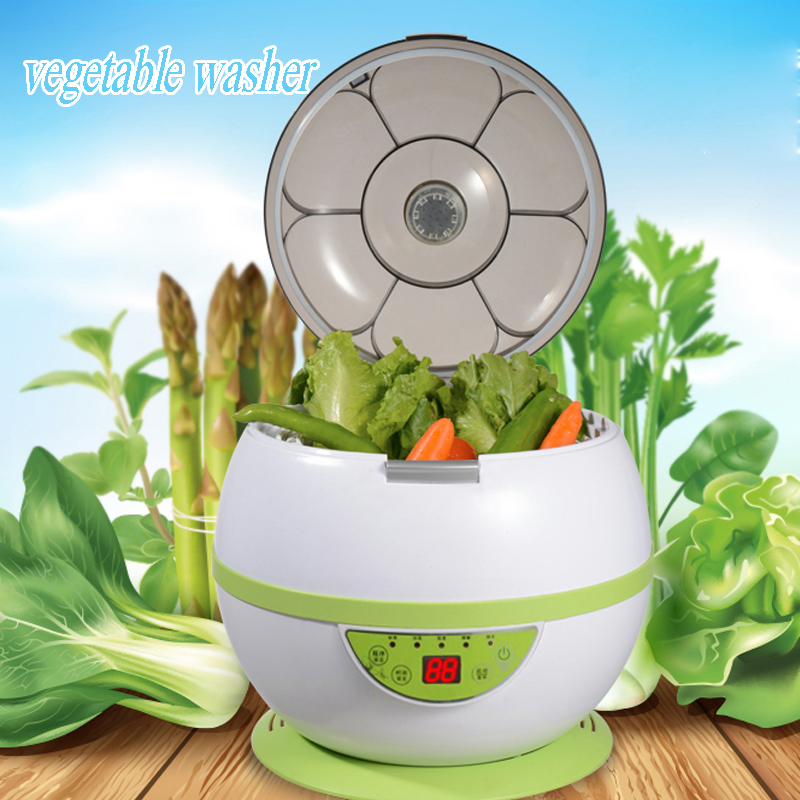 Dish washing machine home automatic cleaning fruits and vegetables fruits and vegetables detoxification of ozone disinfection