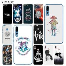 coque silicone huawei p20 lite harry potter