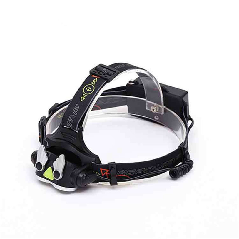 Strong Light XM-L 2xT6 LED Headlamp T6 LED Headlight Light Lamp 18650 Outdoor Sports Bicycle Bike Cycling Accessories Oct 11