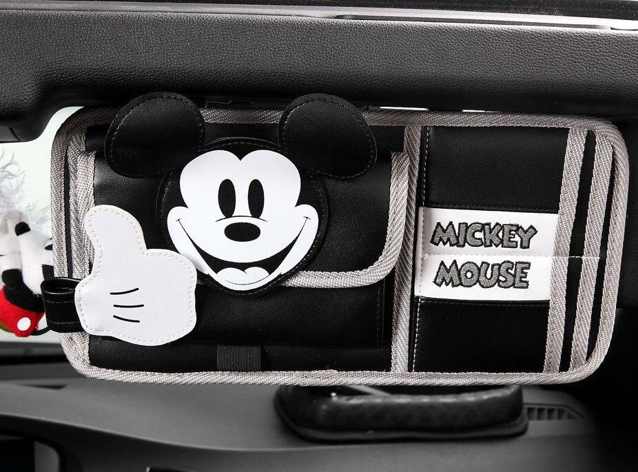 Genuine for Mickey cartoon car interior decoration supplies