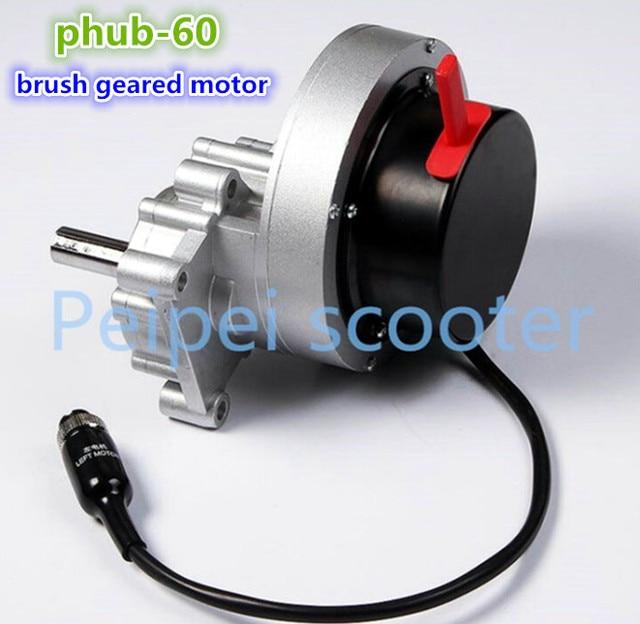 24 v 200 w haute efficacite visant brosse imprime dc moteur fauteuil roulant moteur pour toute