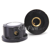 Freeshipping 100 יח\חבילה RV24 MF A01/A02/A03/A04/A05 כובע (נחושת core) MF A02 בקליט פוטנציומטר knob