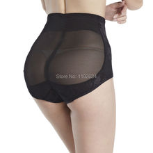 New 2016 Women Butt lifter Slimming Tummy Waist Hips Butt Pads Control Shaper Briefs Underwear Panties Body Shaper Knickers