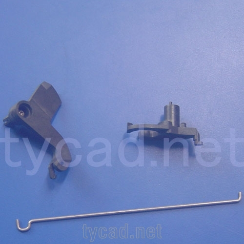 C4713-40116 HP DesignJet 430 450C 455CA 488CA Lever Original Used