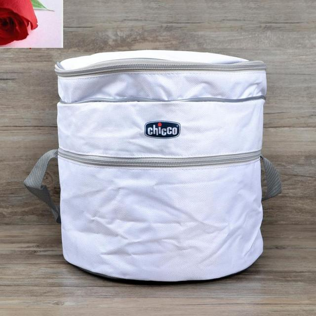 White round ice pack  barbecue car