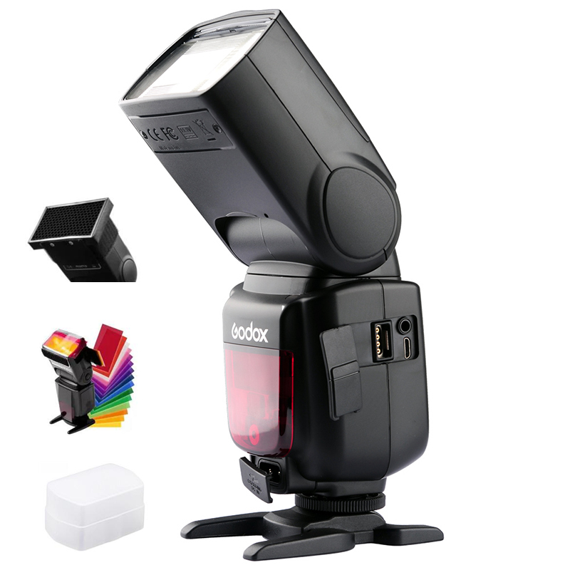 Godox TT685 TT685C TT685N TT685S TT685F TT685O Flash TTL HSS Camera Flash speedlite for Canon Nikon Sony Fuji Olympus Camera-in Flashes from Consumer Electronics    1