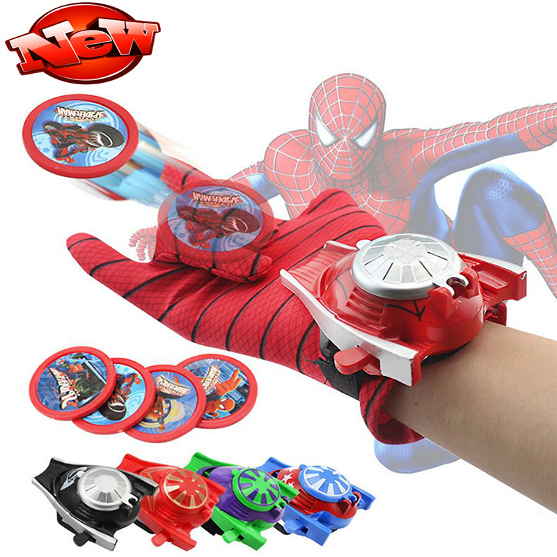 Spiderman Venom Red Black LED Light Mask Hero Avengers Halloween New Gift Toy
