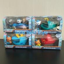 Octonauts brinquedos veículos barco navio GUP-A b c f brinquedos capitão cracas kwazii crianças melhor presente