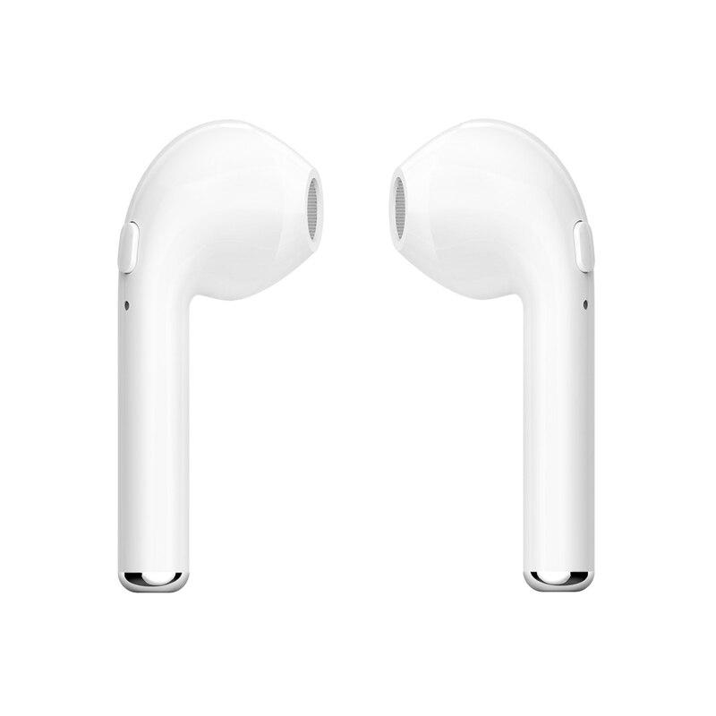 i7 bluetooth earphone Twins Bluetooth V4.1 Stereo Headset earphone For IPhone Samsung Xiaomi Huawei eraphone For Sony LG HTC