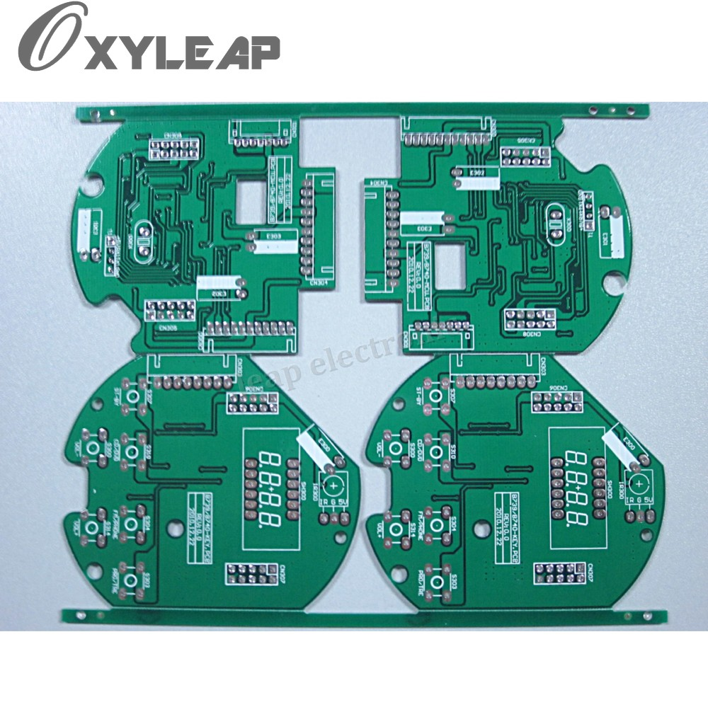 10PCS/1 2layer/cem printed circuit board prototype/pcb factory-in ...