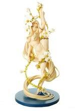 Daiki blue Flower Fairy 32cm Hana no Yousei san Maria Bernard japanese sexy Anime PVC font